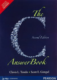 The C Answer Book indian