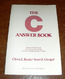 The C answer book 1985